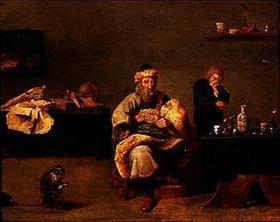 Zeger Jacob van Helmont: Der Zahnarzt
