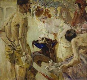 Lovis Corinth: Salomé