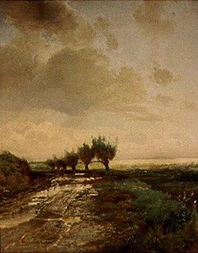 Alexei Sawrassow: Der Feldweg