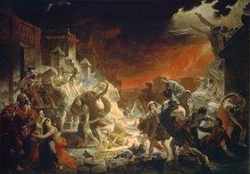 Karl Brüllow: Der letzte Tag von Pompeji