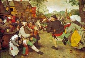 Pieter Brueghel d.Ä.: Bauerntanz