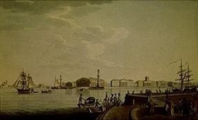 Benjamin Paterssen: St.Petersburg, die Börse