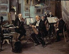 Wladimir J Makovskij: Das Quartett