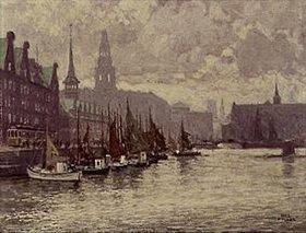 Paul Fischer: Kopenhagen. Die Börse