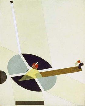 El Lissitzky: Proun G