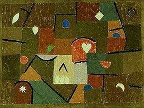 Paul Klee: Kleinode. 1937.