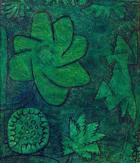 Paul Klee: Tief im Wald