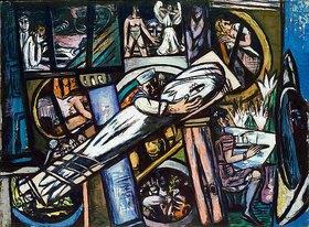 Max Beckmann: The Cabins