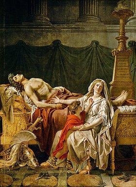 Jacques Louis David: Die Trauer der Andromache