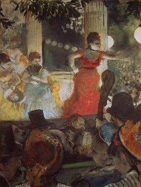Edgar Degas: Im Café-Concert Les Ambassadeurs
