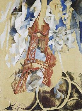 Robert Delaunay: Eiffeltur