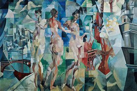 Robert Delaunay: La Ville de Paris