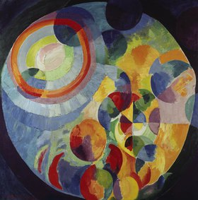 Robert Delaunay: Formes circulaires, Soleil et Lune