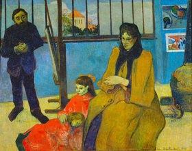 Paul Gauguin: Die Familie Schuffenecker