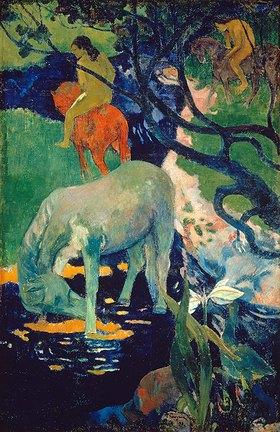 Paul Gauguin: Das weiße Pferd