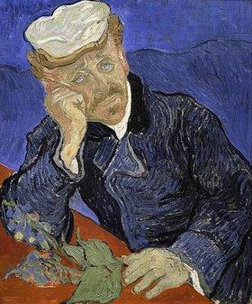 Vincent van Gogh: Bildnis des Doktor Paul Gachet