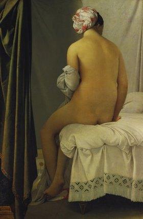 Jean Auguste Dominique Ingres: Die Badende (Baigneuse de Valpinçon)
