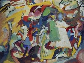 Wassily Kandinsky: Allerheiligen I. 1911