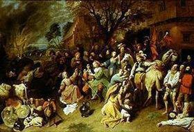 David Ryckaert III.: Die Leiden der Bauern (Plünderung)