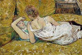 Henri de Toulouse-Lautrec: Die zwei Freundinnen