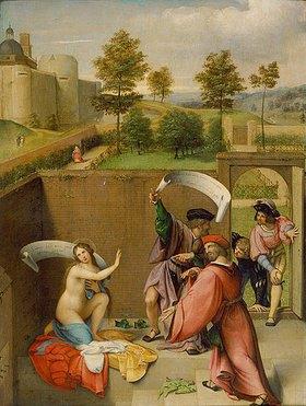 Lorenzo Lotto: Die Keuschheit der Susanne