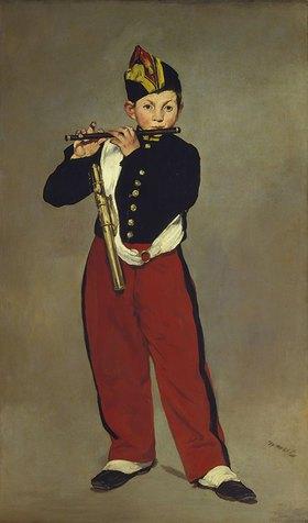 Edouard Manet: Der Pfeifer