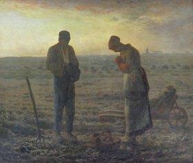 Jean-François Millet: Das Abendgebet (L'Angélus)