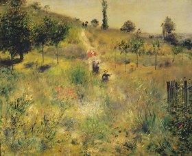 Auguste Renoir: Ansteigender Weg im Grünen (Sommer)