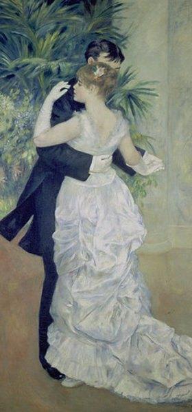 Auguste Renoir: Tanz in der Stadt