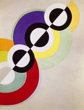 Robert Delaunay: Prismen