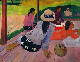 Paul Gauguin: Siesta