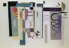 Wassily Kandinsky: Zwei grüne Punkte