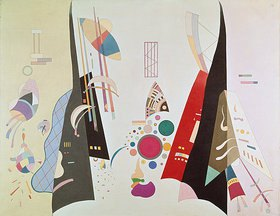 Wassily Kandinsky: Wechselseitiger Gleichklang (Accord réciproque)
