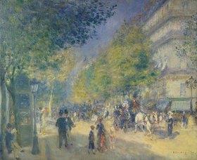 Auguste Renoir: Der grosse Boulevard