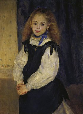 Auguste Renoir: Bildnis der Tochter Legrand