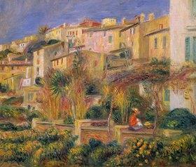 Auguste Renoir: Terrasse in Cagnes