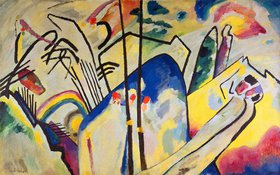 Wassily Kandinsky: Komposition IV