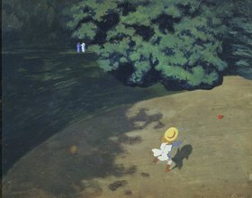 Felix Vallotton: Der Ballon