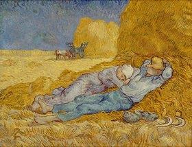 Vincent van Gogh: Das Mittagsschläfchen