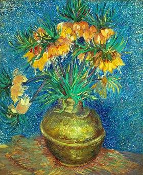 Vincent van Gogh: Kupfervase mit Kaiserkronen