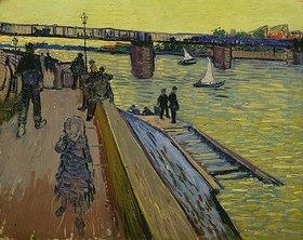 Vincent van Gogh: Die Brücke von Trinquetaille