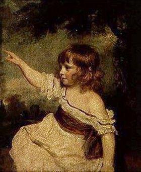 Sir Joshua Reynolds: Gemalt für die Tante