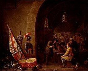 David Teniers: Die Wachtstube
