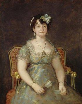Francisco José de Goya: Die Marquesa de Caballero