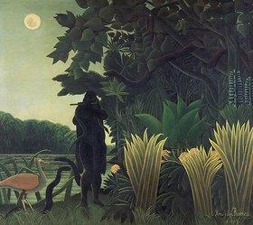 Henri Rousseau: Die Schlangenbeschwörerin