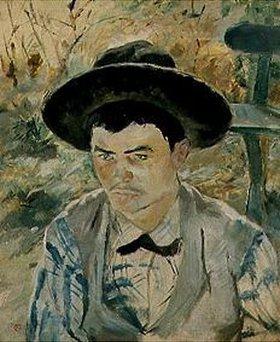 Henri de Toulouse-Lautrec: Der junge Routy Céleyran