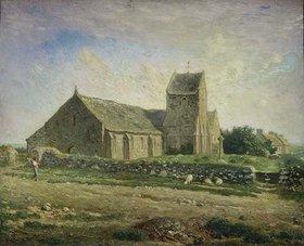 Jean-François Millet: Die Kirche von Gréville