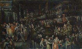 Frederick van Valckenborch: Karneval (nächtliche Szene)