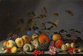 Balthasar van der Ast: Stilleben mit Früchten