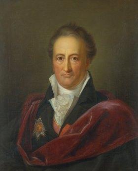 Gerhard Franz von Kügelgen: Johann Wolfgang von Goethe